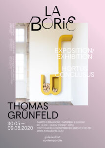 Thomas GRÜNFELD, hortus conclusus