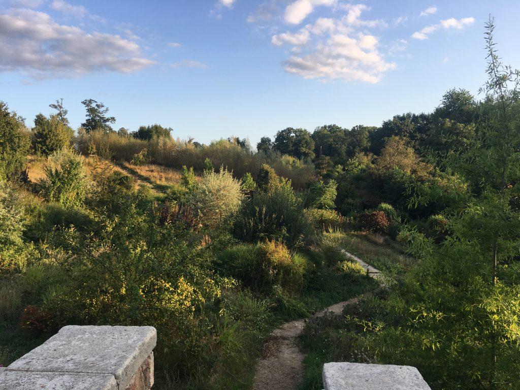 Plantes Pour Jardin Contemporain le jardin en mouvement de château de la borie — artlaborie