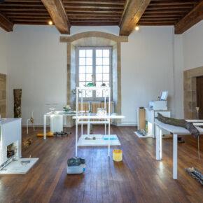 """Exhibition/ exposition """"Liquid Bones"""", galerie La Borie/ Ardi Poels, 2020"""